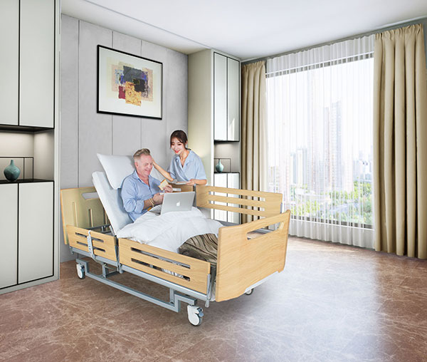 What Makes Hospital Beds Comfortable for Patients?
